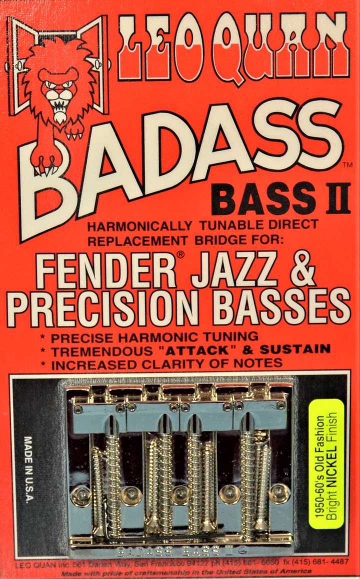 BB-0335 BADASS® II - NICKEL