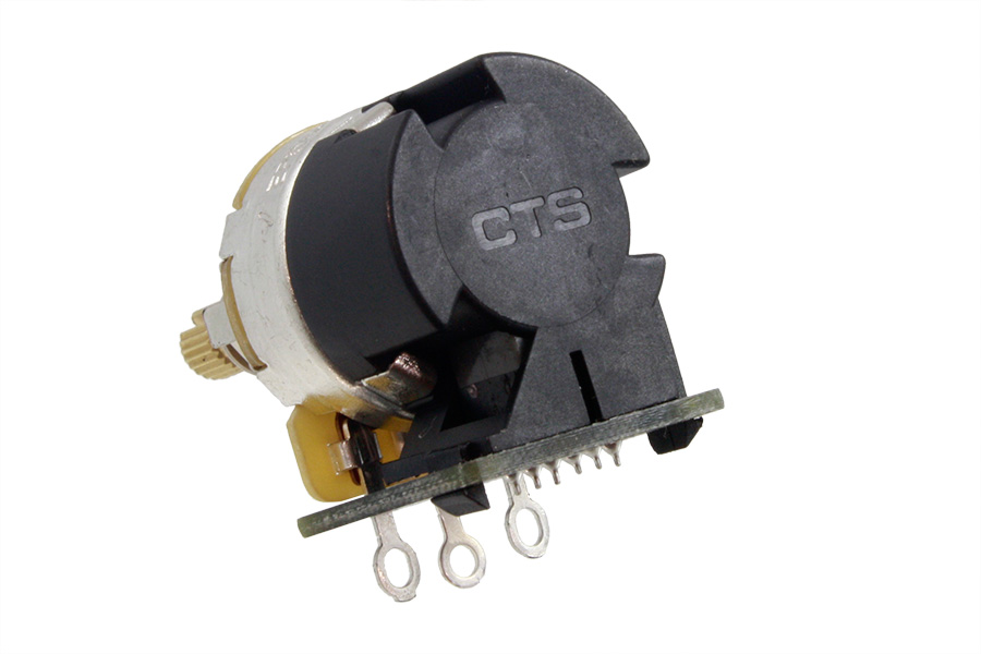 Volume Potentiometer From 250 To 500k And Put 250k Pushpull Pot