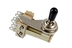 EP-4378-000 Switchcraft Right Angle Double neck Toggle Switch