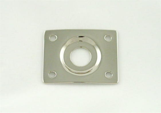AP-0637-001 Nickel Rectangular Jackplate
