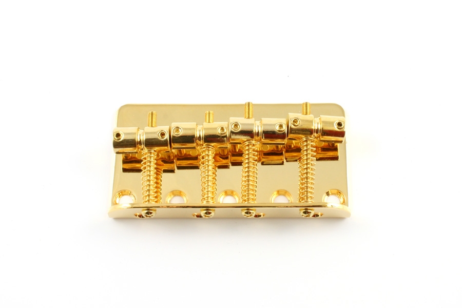BB-0310-002 Gold P-Bass J-Bass® Bridge