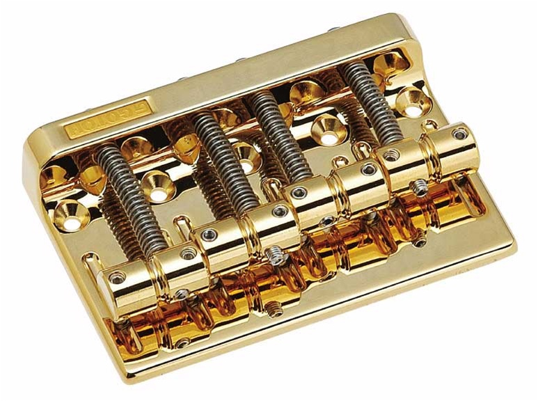 BB-0356-002 Gold Gotoh Bass Bridge