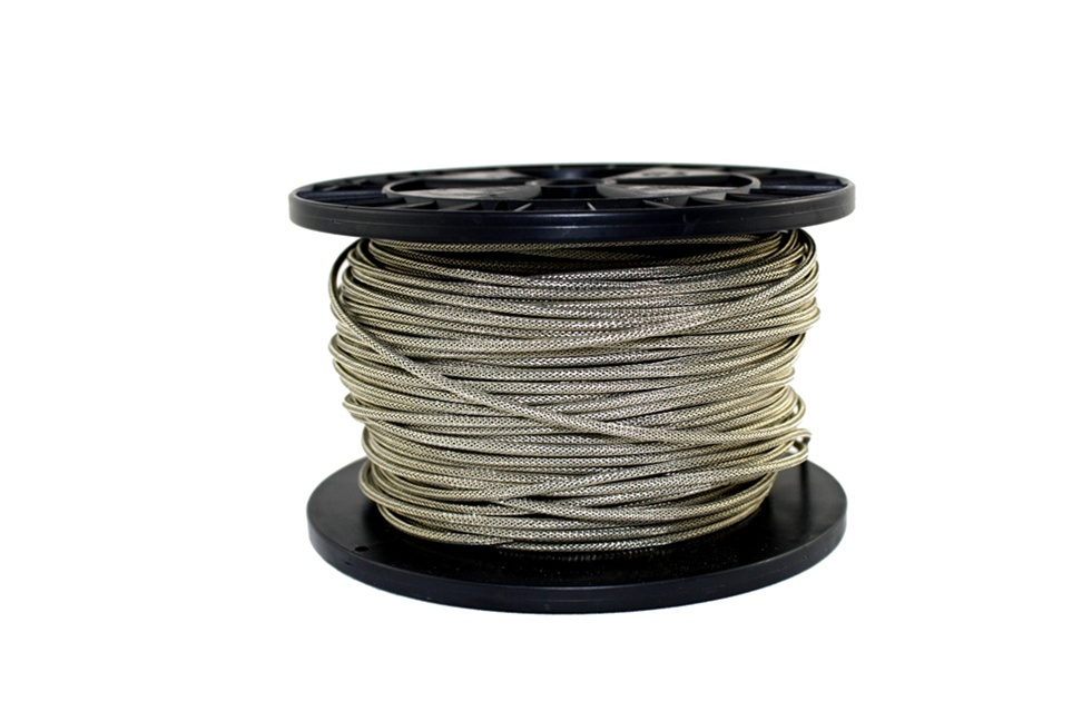 GW-0837-B00 Bulk Roll of Braided Shield Wire