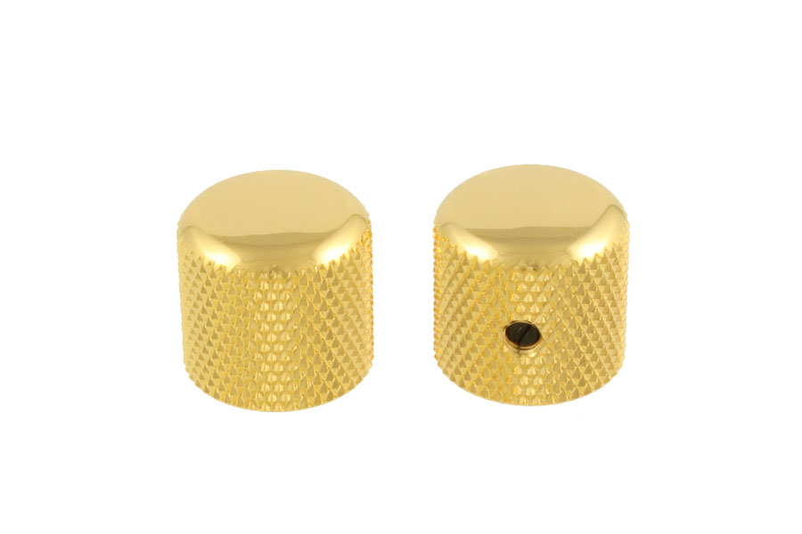 MK-0910-002 Gold Dome Knobs