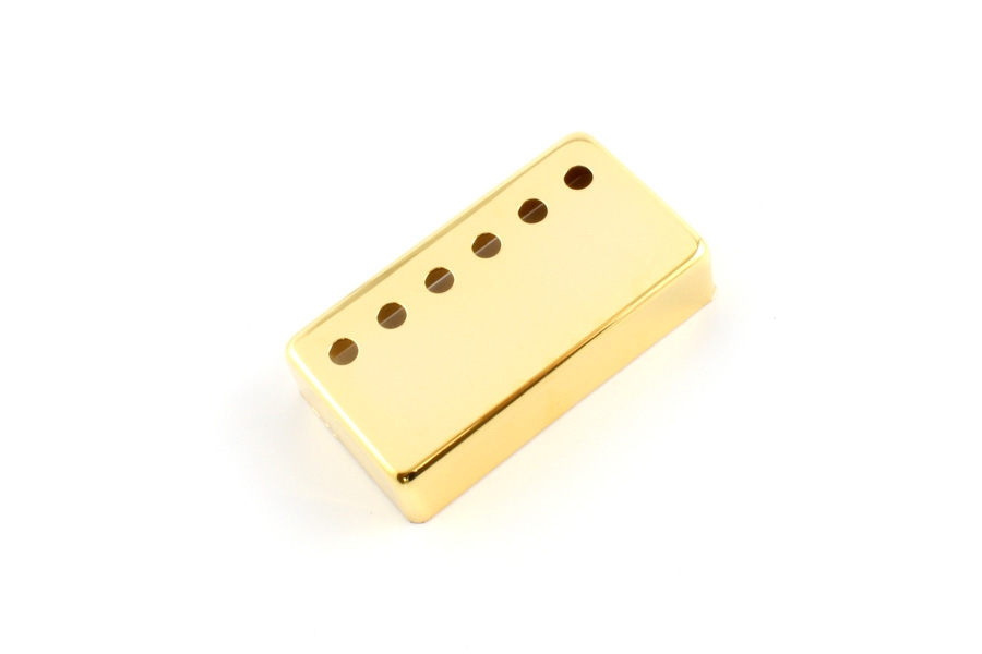 PC-6966-002 50mm Gold Humbucking Metal cover Set