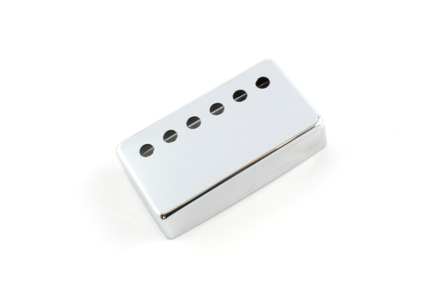 PC-0300-W10 Humbucking Cover Set Wide Spacing Chrome