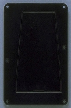 PG-0548-023 1Ply Black Backplate