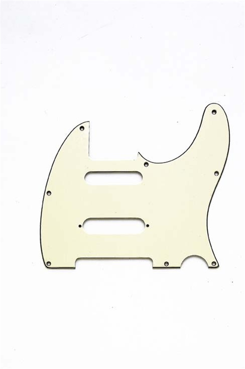 PG-9563-024 Mint Green Strat Cut Telecaster® Pickguard