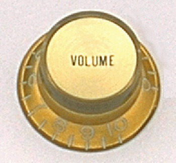PK-0184-032 Gold Volume Reflector Knobs