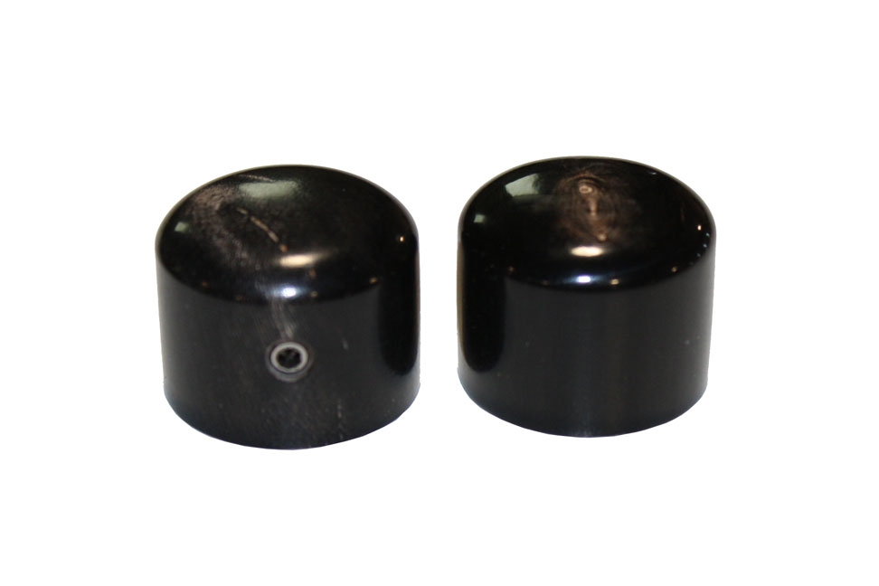 PK-0197-000 Water Buffalo Horn Knobs