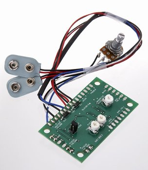PU-6412-000 Preamp for Bass