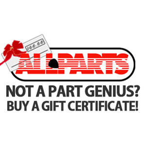 GFTCRD Allparts Web Store Gift Certificate