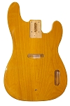 TBBF-BS Telecaster® Bass Butterscotch Finished Body