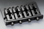 BB-3530-003 4-String Bass Bridge, Black