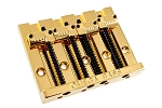BB-3351-002 4-String Grooved Omega Bass Bridge