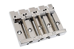 BB-3351-010 4-String Grooved Omega Bass Bridge