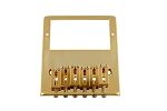 TB-0031-002 Gold Gotoh Humbucking Telecaster® Bridge