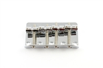 BB-0310-010 Chrome P-Bass J-Bass® Bridge