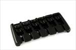 BB-3558-003 Black Quick Release 6-string Bass Bridge