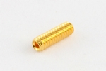 GS-0002-002 Gold Bridge Height Screws