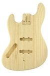 JBAO-L Left-Handed Jazz Bass® Ash Body
