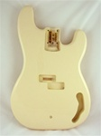 PBF-OW Precision Bass® Olympic White Body