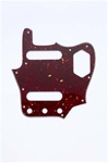 PG-0580-044 Red Tortoise Jaguar® Pickguard