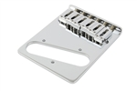 TB-0030-L10  Left Handed Telecaster® Bridge,Gotoh , Chrome