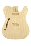 TBAO-TL Telecaster® Thinline Ash Body