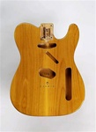TBF-BS Telecaster® Butterscotch Finished Body