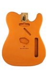 TBF-CAO Telecaster® Candy Apple Orange Finished Body