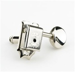 TK-7680-001Vintage Style ,Adjust. Post, Gotoh , Nickel