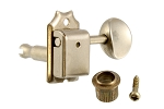 TK-0880-007 Gotoh 6-in-line Vintage Keys Aged Nickel