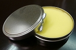 WS 042  Bees and Carnauba Wax , 100ml can of hard wax for guitar  bodies or necks.