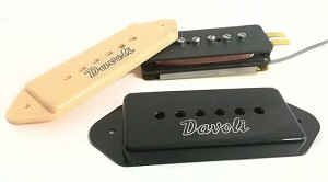 DAVOLI pickup COBRA P90 DOG-EAR