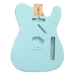 TBF-SB Sonic Blue Finished Replacement Body for Telecaster®
