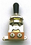 EP-0066-000 Short Straight Toggle Switch